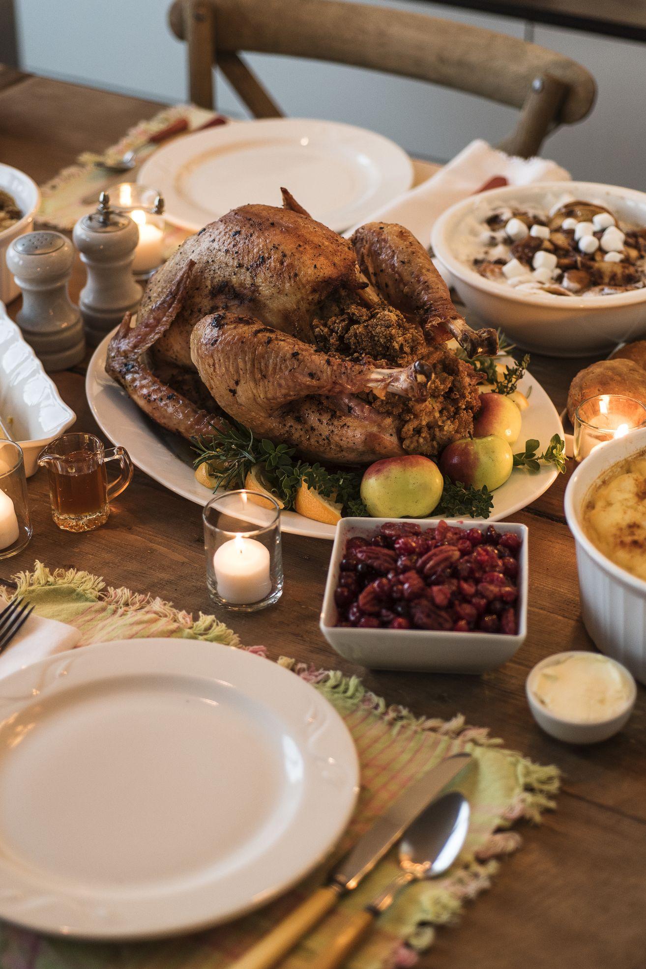 Thanksgiving Prayer Thanksgiving Prayer