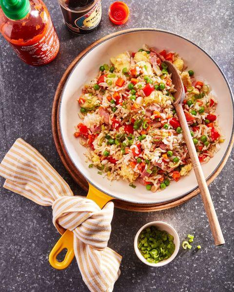 dinner ideas fried rice