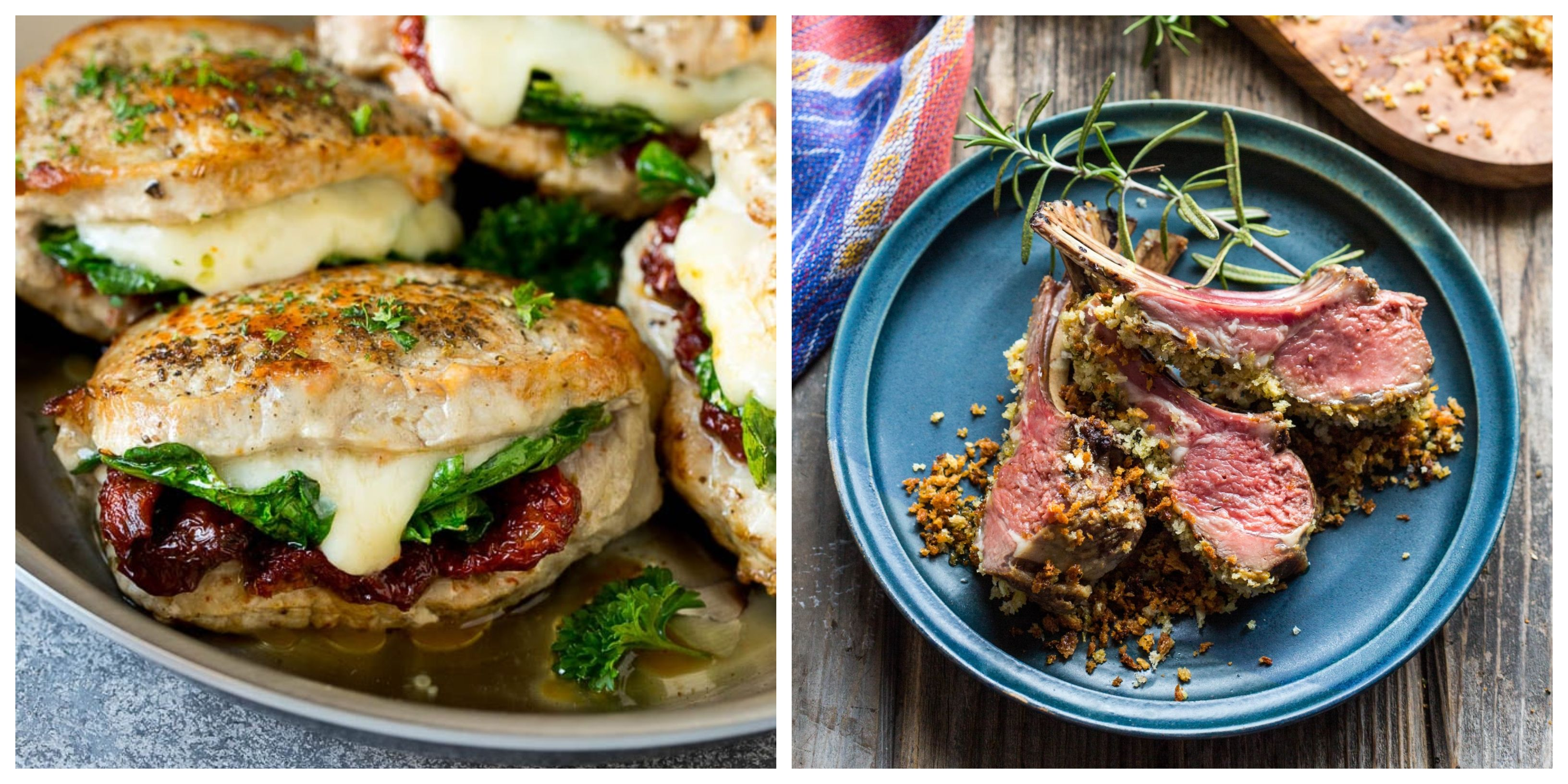 50 Dinner Ideas for Two for the Most Romantic Date Night Ever