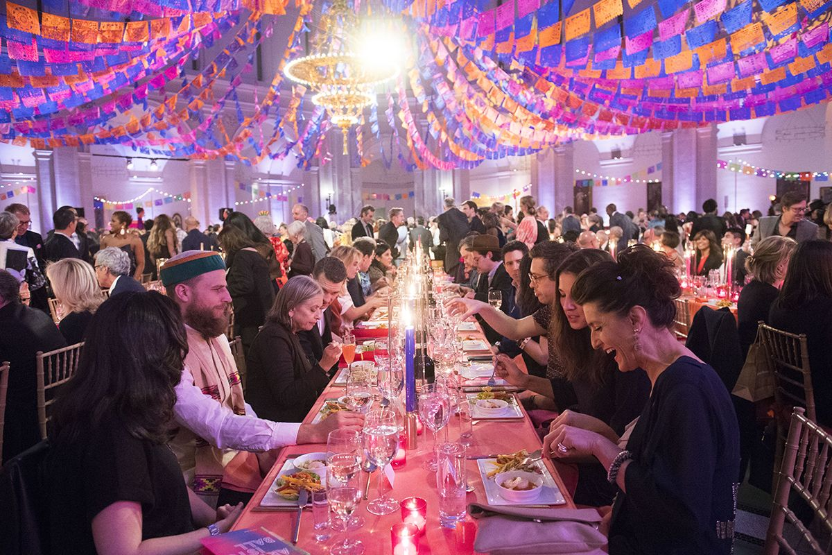 What Happened at the Brooklyn Artists Ball?