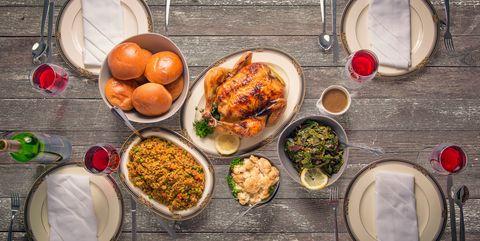thanksgiving charts
