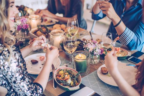 Dinner party games