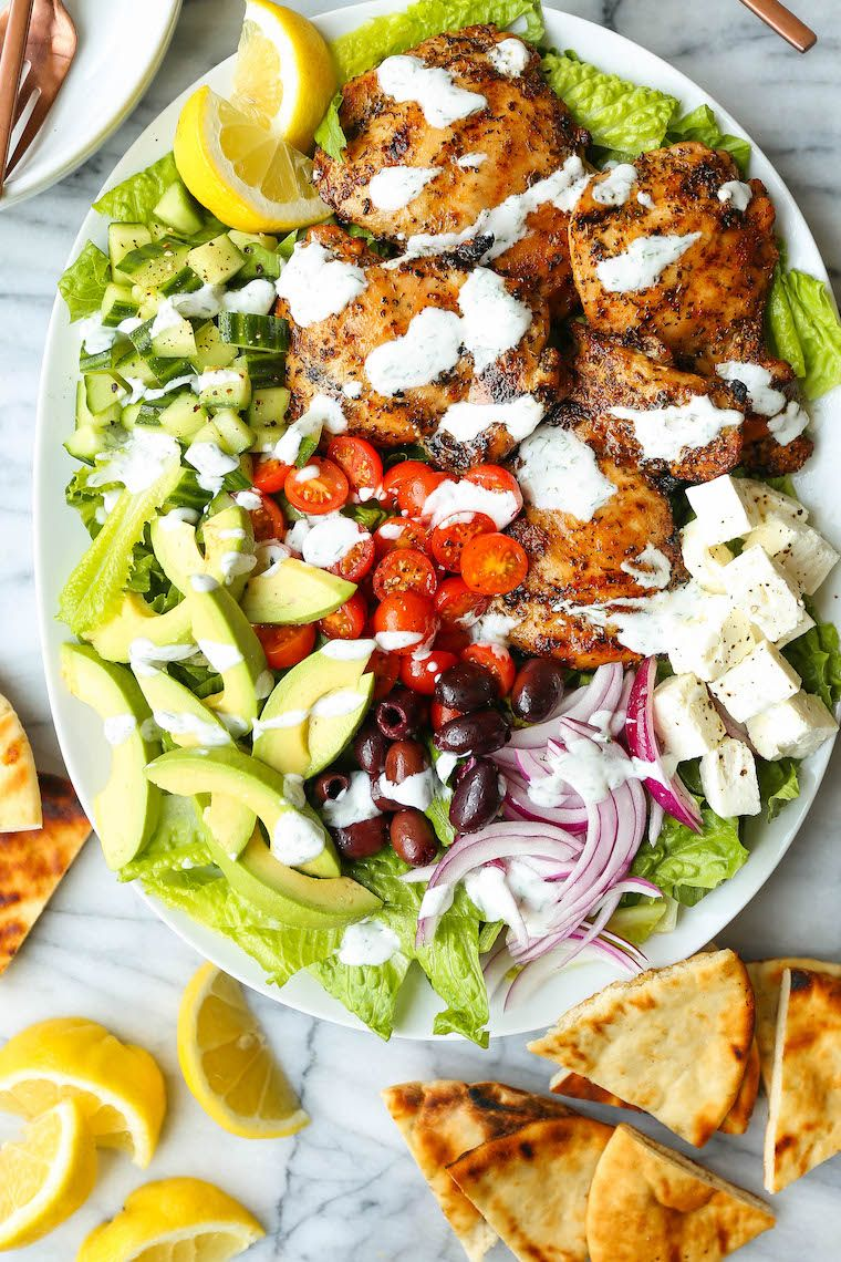 30 Best Dinner Salad Recipes Ideas For Main Course Salads