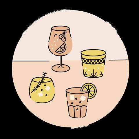 Cartoon, Drinkware, Clip art, Tableware, Table, Illustration, Cup,
