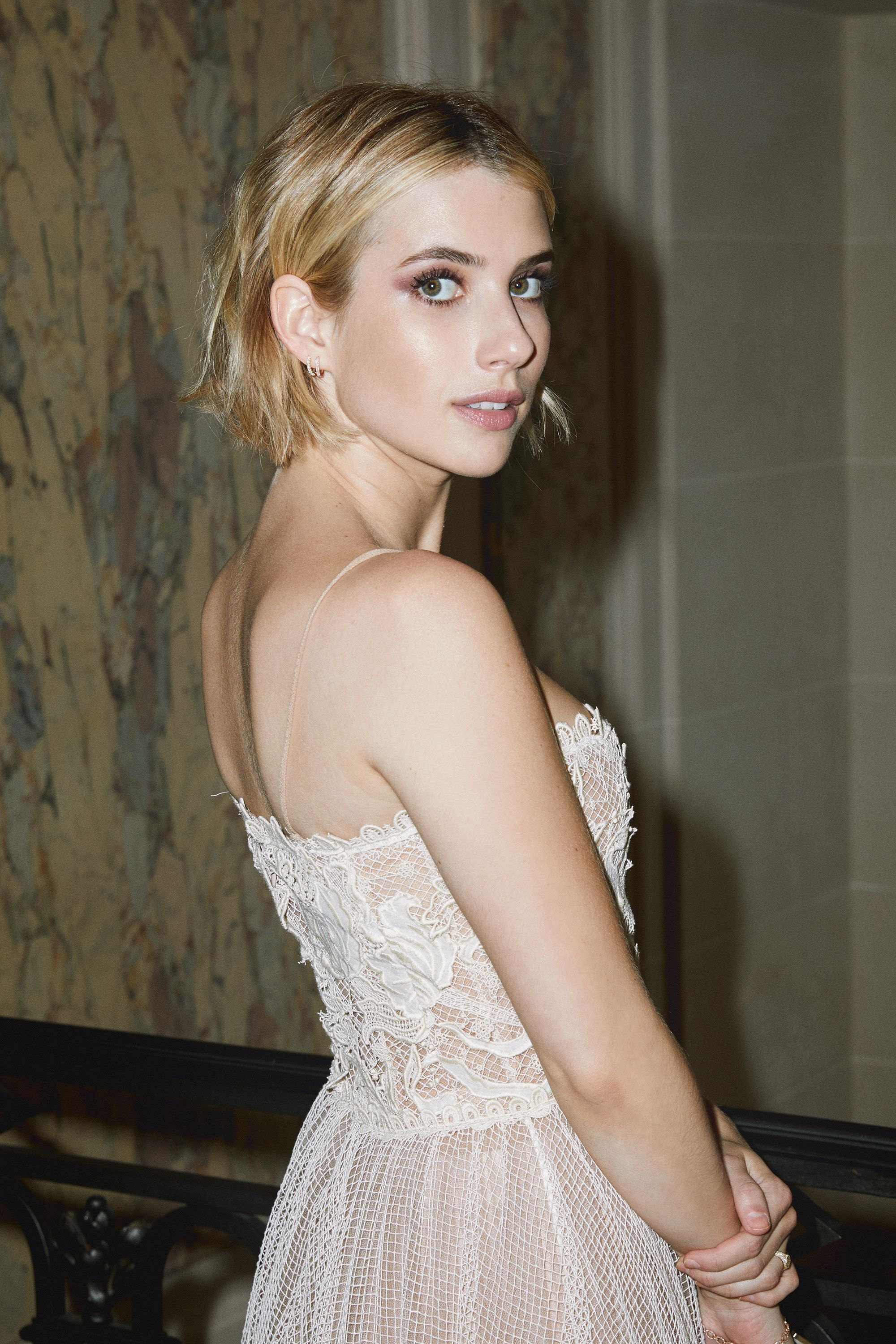 Emma Roberts Fashion Diary During Paris Haute Couture ...
