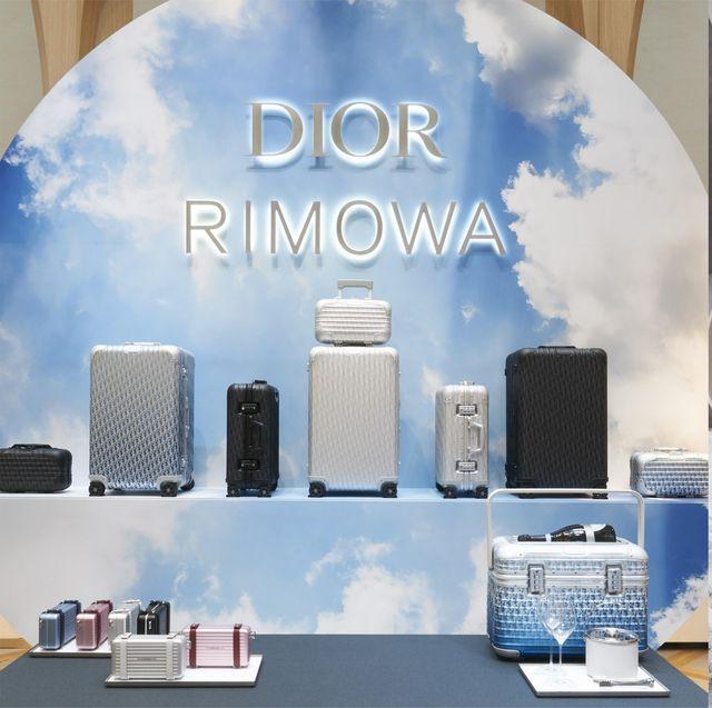 DIOR x RIMOWA聯名上市派對