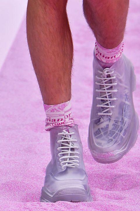 Paris Fashion Week Was A Sneakerhead's Dream