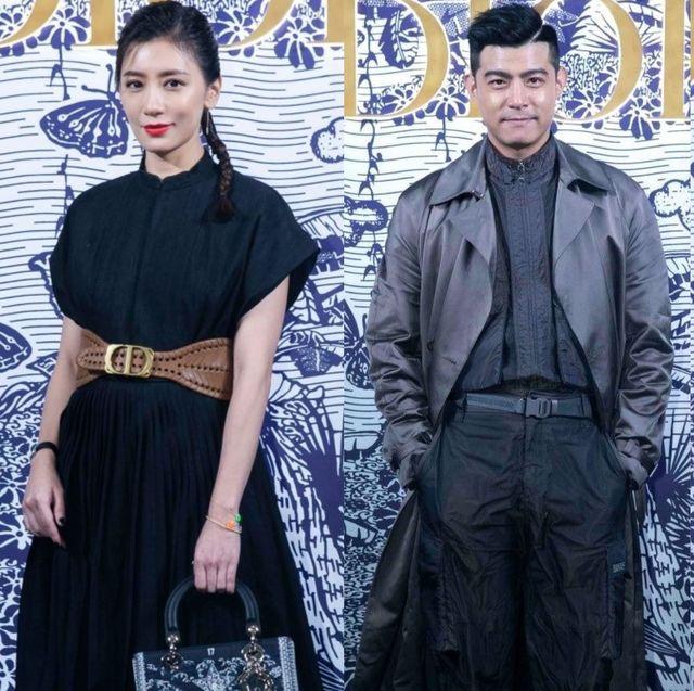 賈靜雯、王柏傑、吳卓源、林哲熹出席Dior2020早春活動