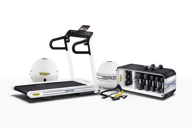 dior gym equipment