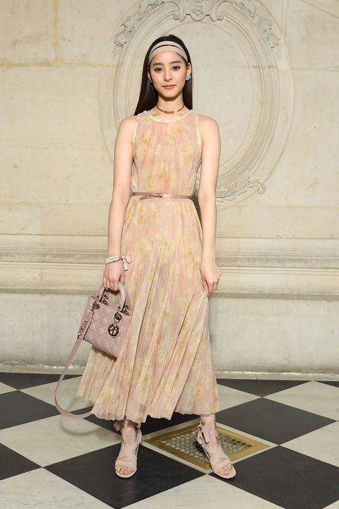 Christian Dior : Photocall - Paris Fashion Week Womenswear Fall/Winter 2019/2020