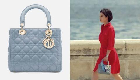 Handbag, Bag, Blue, Fashion accessory, Electric blue, Shoulder, Fashion, Tote bag, Design, Material property,