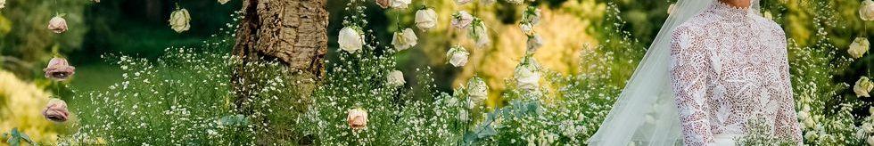 chiara ferragni bruiloft dior jurk