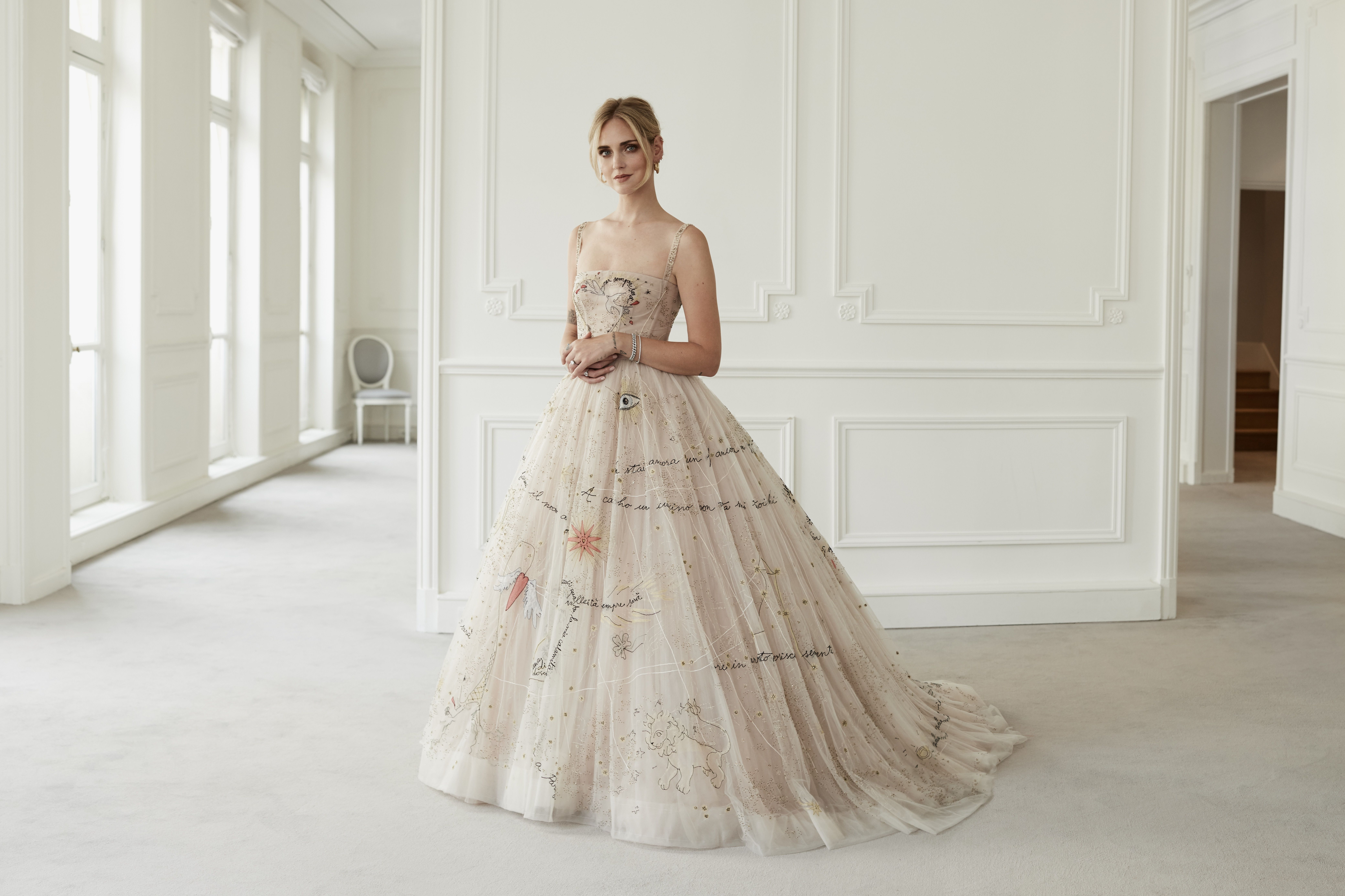 7ab682a46e6 Chiara Ferragni s Wedding Dress Is More Influential than Meghan Markle s