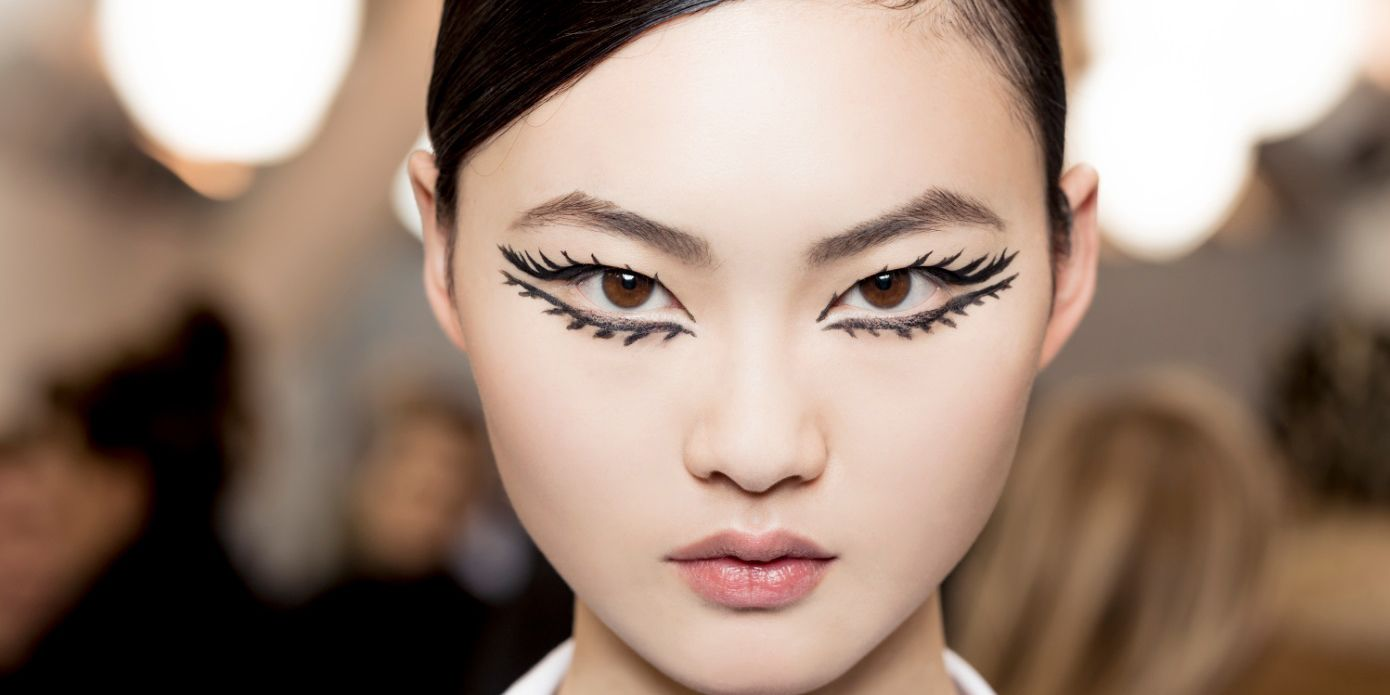 Peter Philips's Surrealist look for Dior Couture 2018