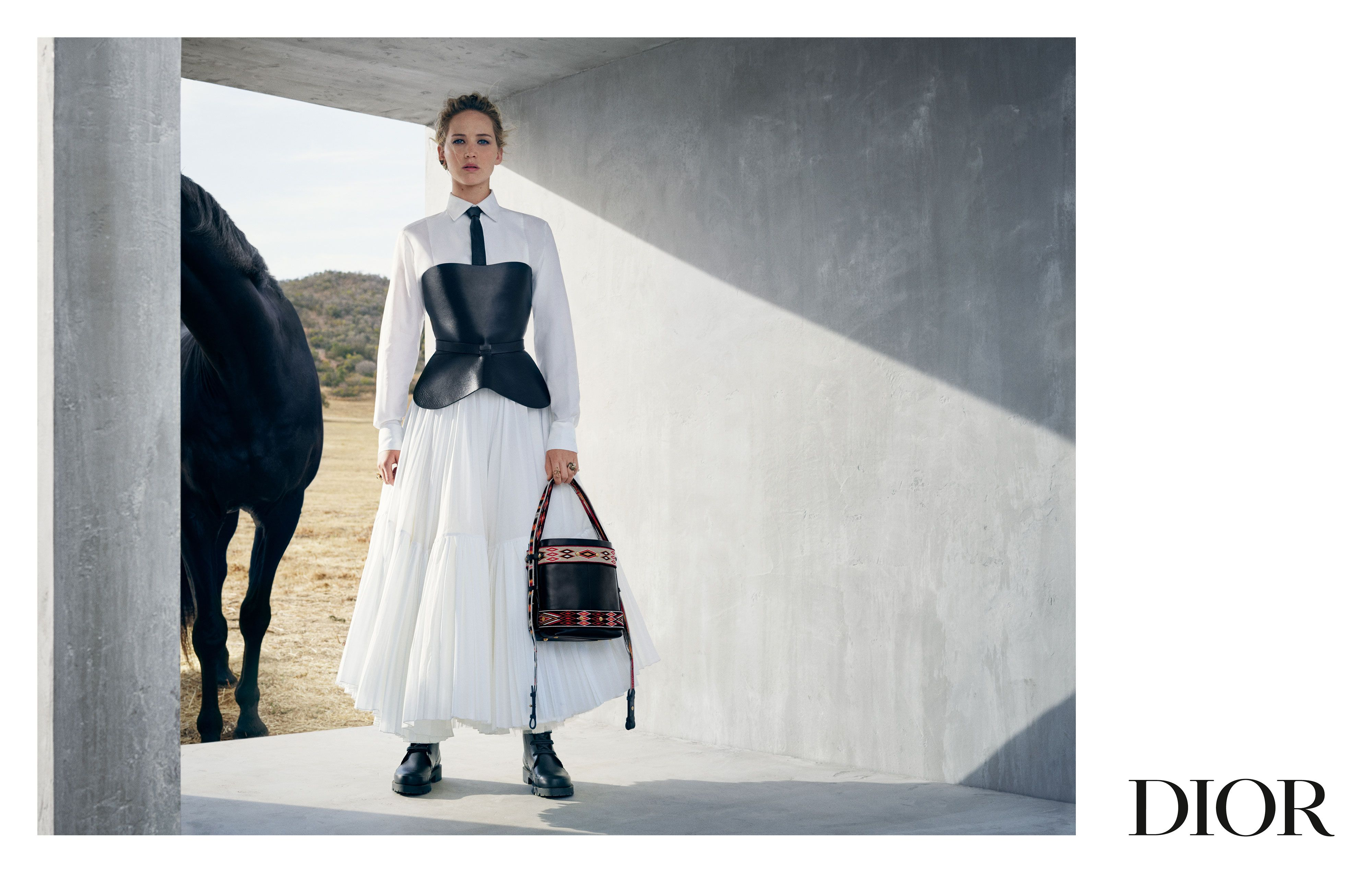 Jennifer Lawrence in Dior's Cruise 2019 Campaign Makes the ...