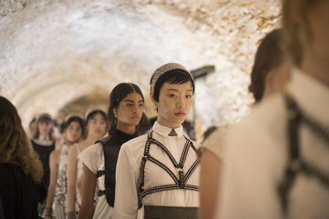 自女性視角剖析希臘神話!dior設計師maria grazia chiuri的工藝《奧德賽》紀行