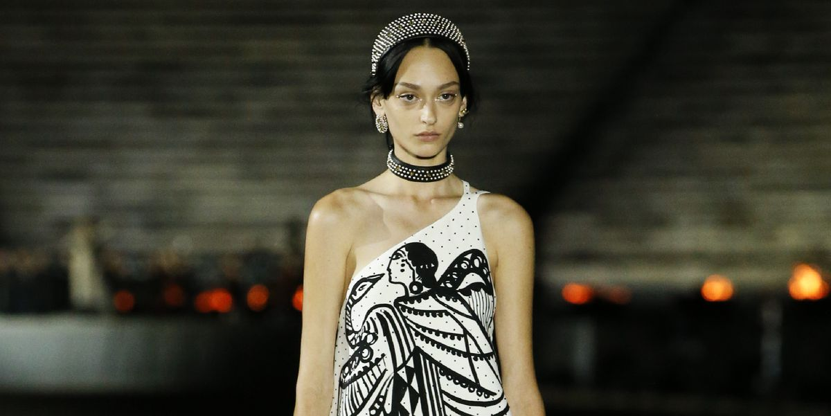 Every Look From Dior Cruise 2022