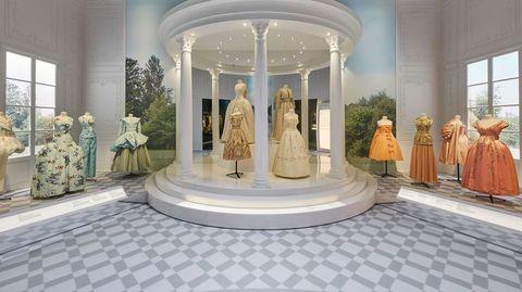 Dior designer of dreams exhibition