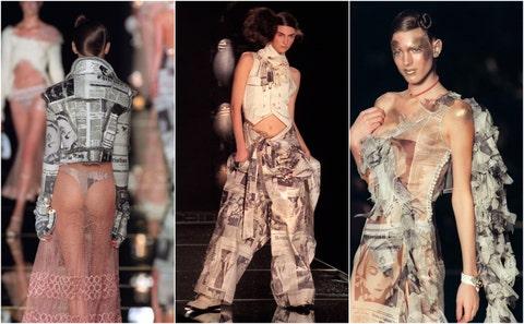 Fashion model, Fashion, Clothing, Skin, Beauty, Dress, Model, Haute couture, Human, Neck,