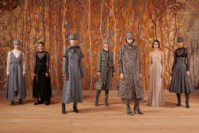 dior haute couture autumn winter 2021 2022