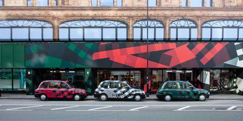 Dior Pop-upstore Londen Harrods