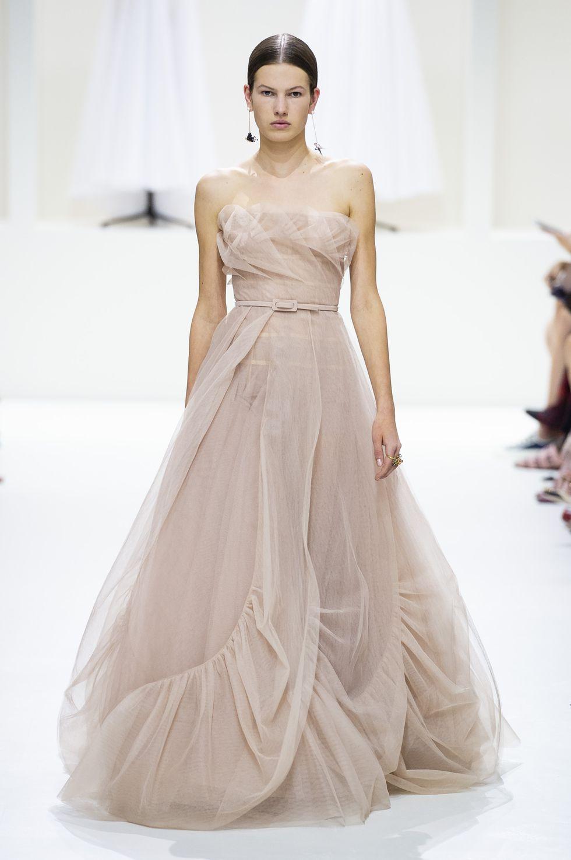 Dior Haute Couture Wedding Dresses