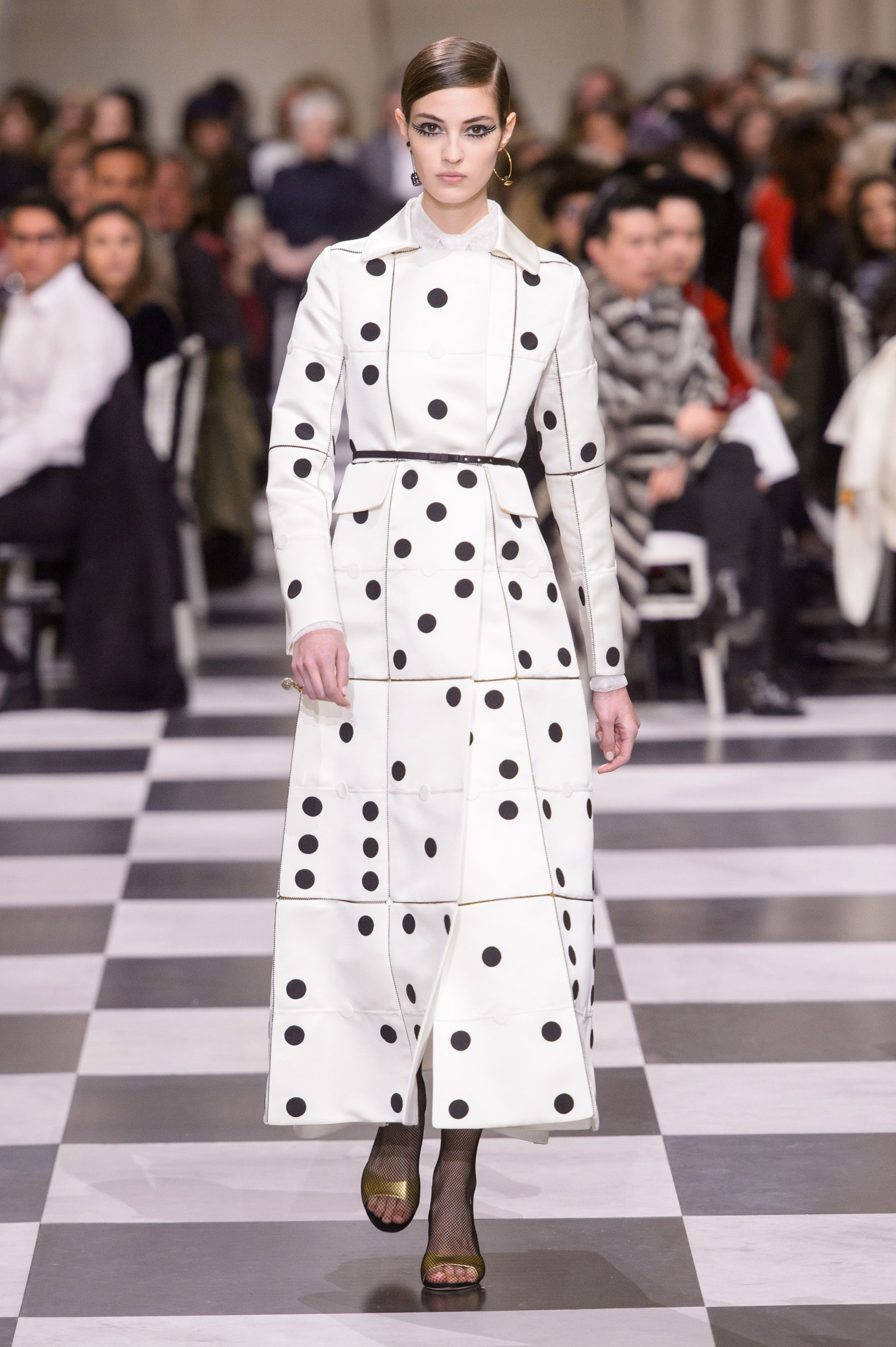 Christian Dior Spring 2018 Couture