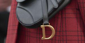 Dior-herlanceert-saddle-bag