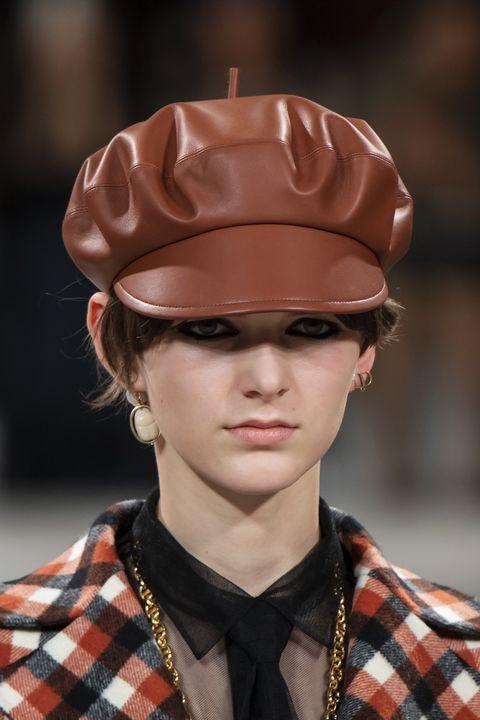 dior tendenza cappello da donna autunno inverno 2020 2021