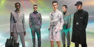 Campaña pre-fall 2019 Dior Hombre