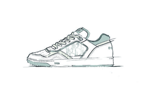 dior b27球鞋開賣時間+價格一次看!精品球鞋專業戶dior再度推出2020必收帥鞋