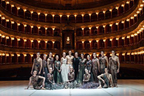 Dior Opera de Rome