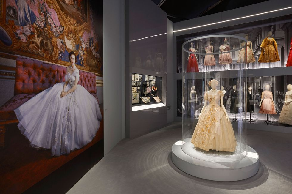 'Christian Dior: Designer of Dreams' has become the most-visited exhibition in the V&A's history
