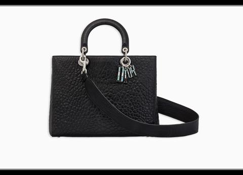 Handbag, Bag, Black, Fashion accessory, Leather, Product, Shoulder bag, Design, Material property, Font,