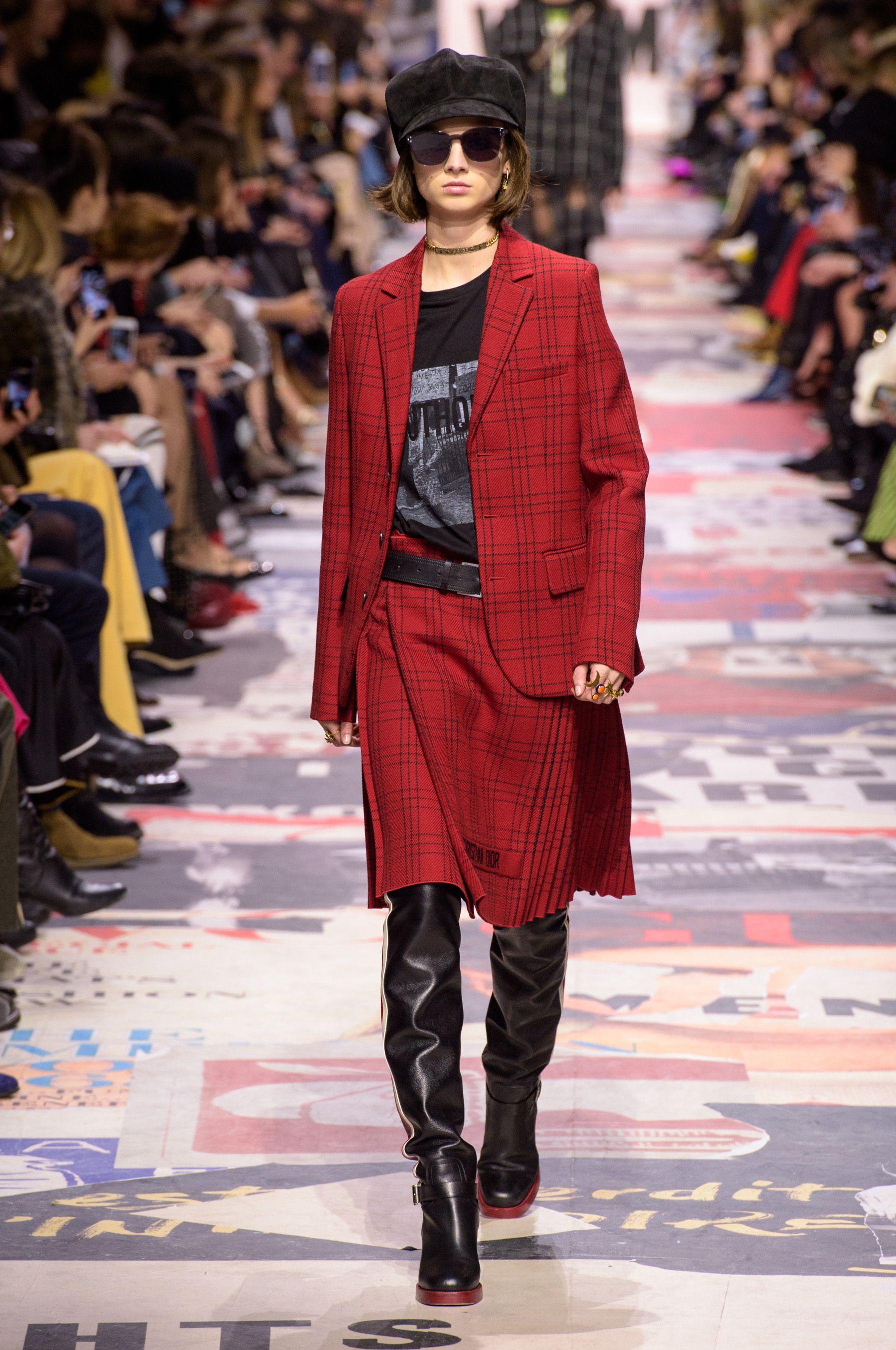 Christian Dior Fall 2018