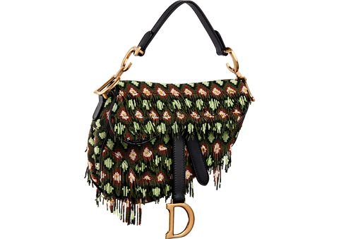 382f2cf2aa2a Dior s Iconic Saddle Bag is Officially Back