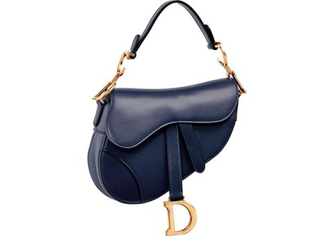 a20de6bc383a Dior s Iconic Saddle Bag is Officially Back