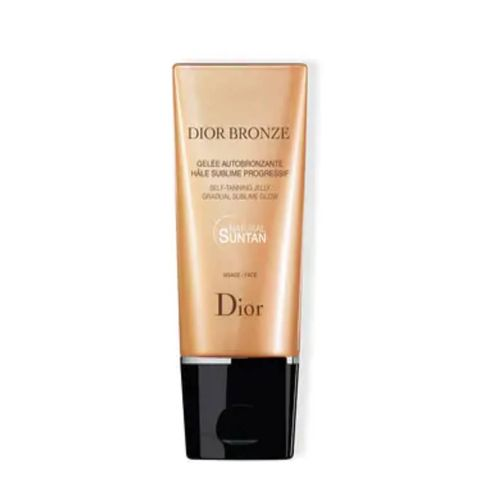 dior self tanning jelly