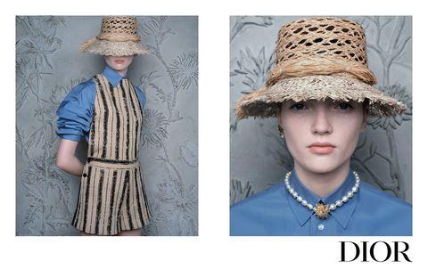 Dior Lente/Zomer 2020 campagne.