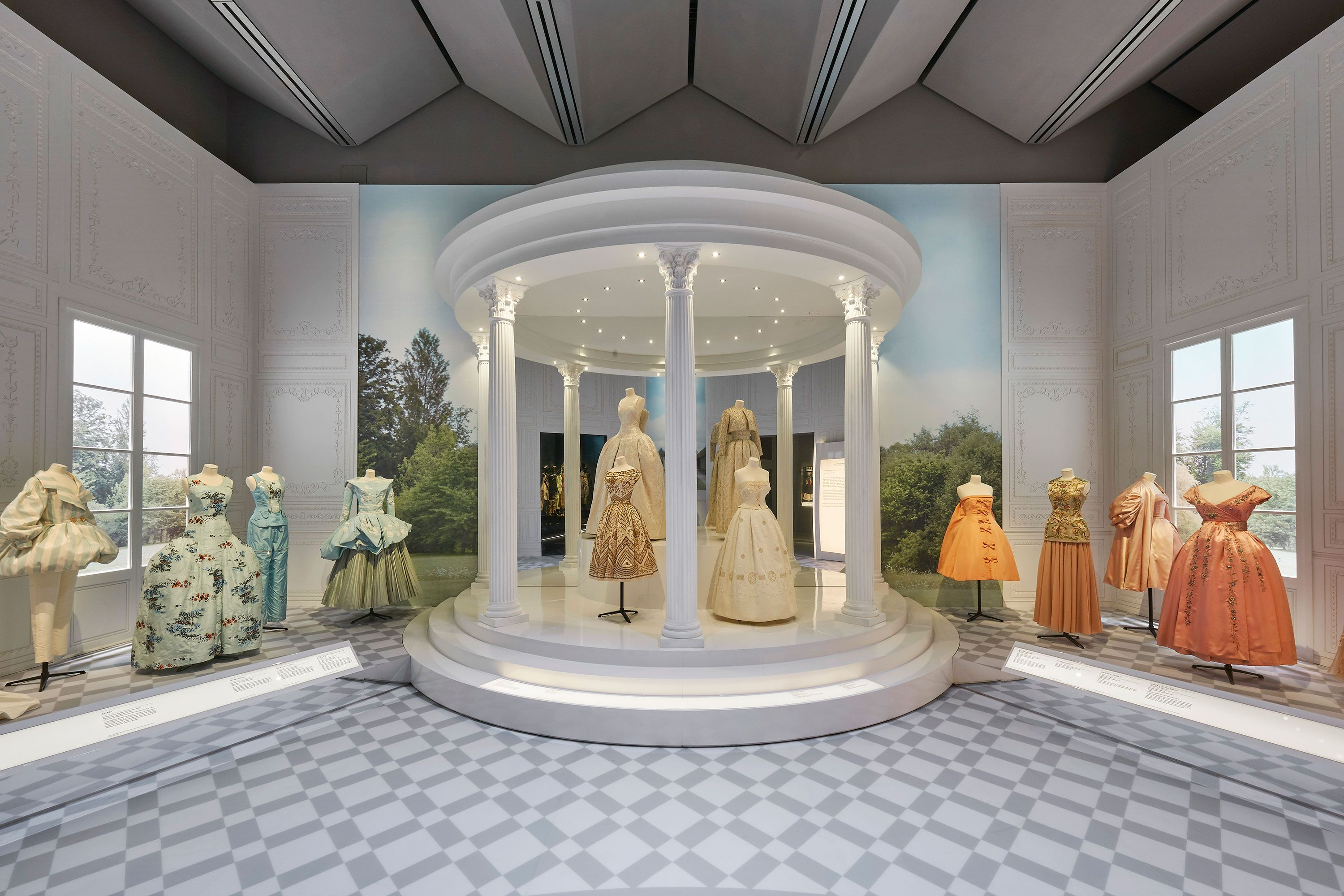 9cadc278fb8 The V A to host the UK s largest ever Dior exhibition – Everything ...