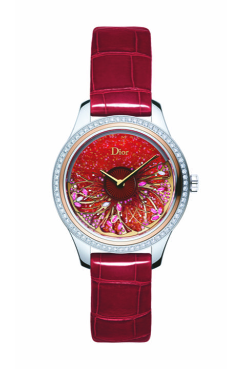 dior watch, chinese new year