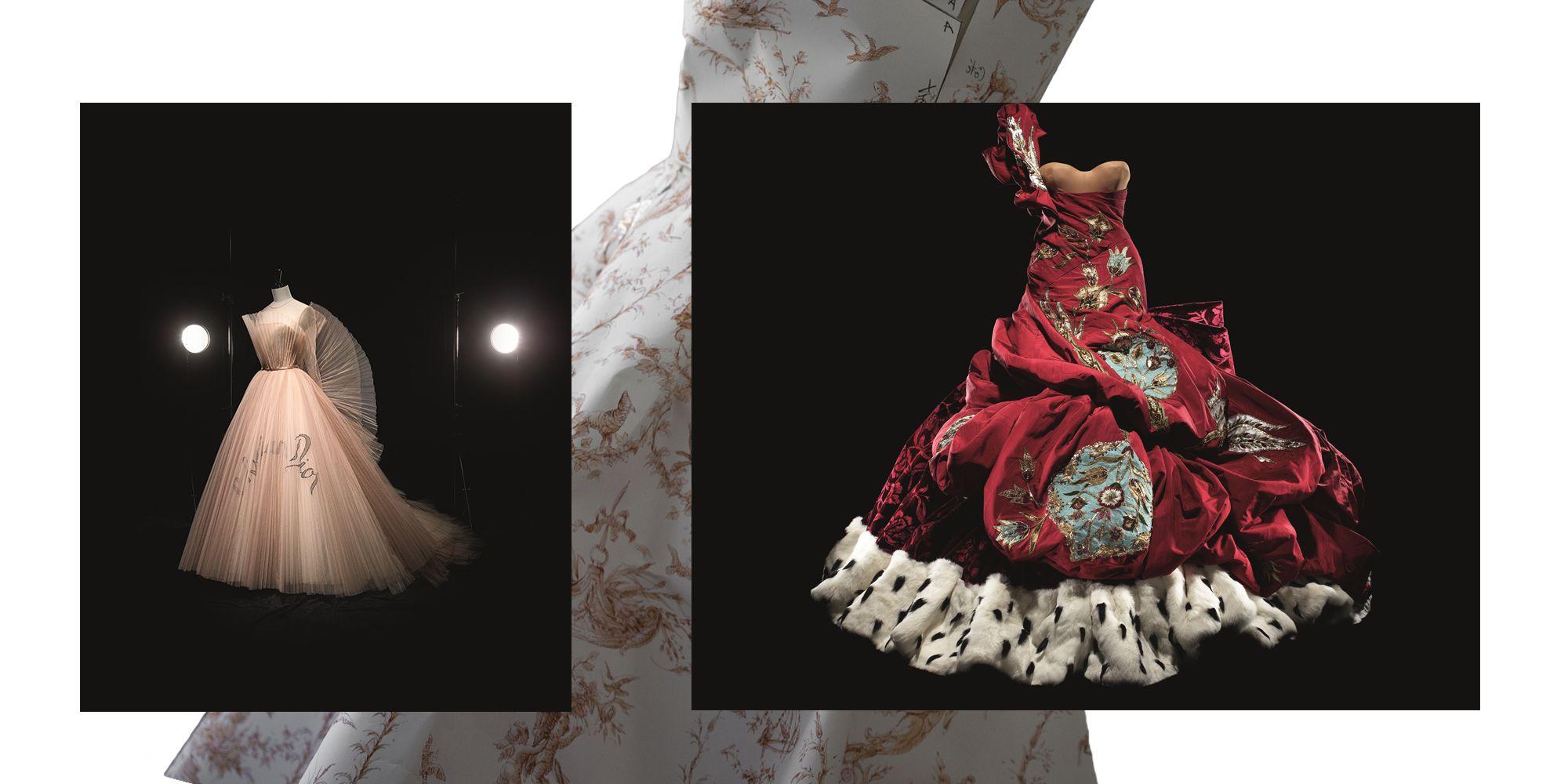 Christian Dior: Designer Of Dreams Exhibition