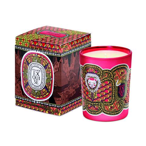 DIPTYQUE,聖誕節,香氛,香水,蠟燭,旋轉燭罩,限量,beauty