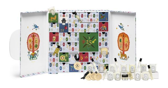 Diptyque's Popular Advent Calendar is Back!