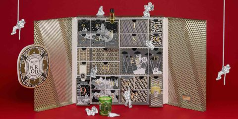 Diptyque Christmas 2019 Inside the 2018 Diptyque advent calendar   Contents, price and