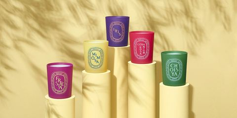 diptyque spring candle collection