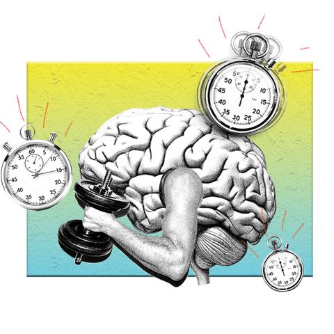 Brain, Circle, Clock, Illustration, Watch, Drawing, Graphics, Analog watch, Painting, Still life photography,