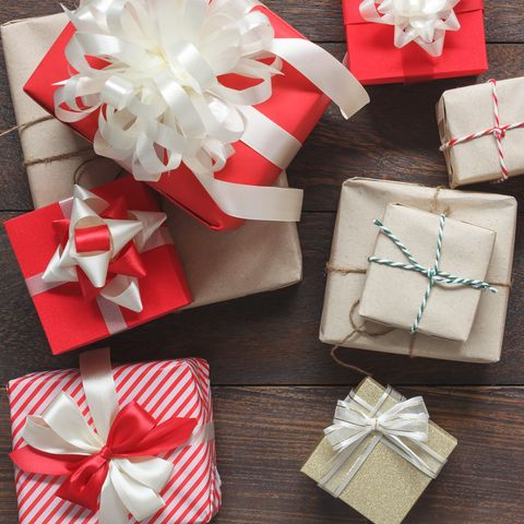 Christmas games for adults - Gift exchange