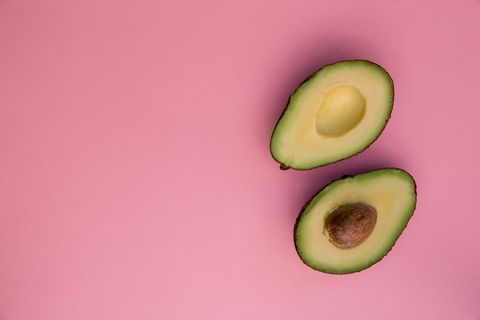 perfect eetrijpe avocado