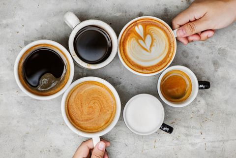 喝咖啡瘦身,瘦小腹